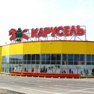Гипермаркеты Дубовки