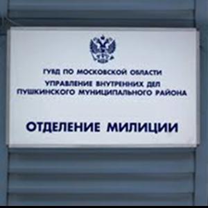 Отделения полиции Дубовки