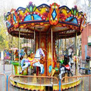 Парки культуры и отдыха Дубовки