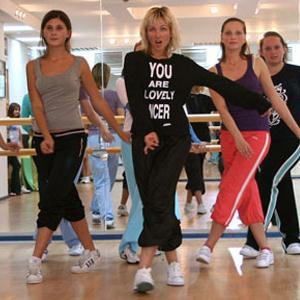 Школы танцев Дубовки