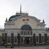 Железнодорожные вокзалы в Дубовке