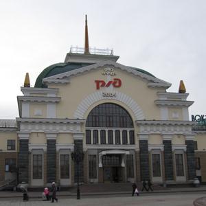 Железнодорожные вокзалы Дубовки
